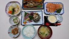 喜久屋プランの夕食例