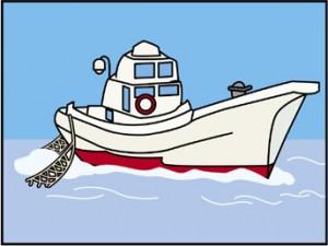 釣り船での釣りも楽しめます!