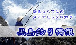 黒島釣り情報